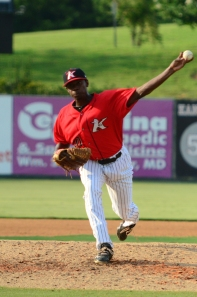 Andre Wheeler has not allowed a run since July 25, a streak of 17 scoreless innings.