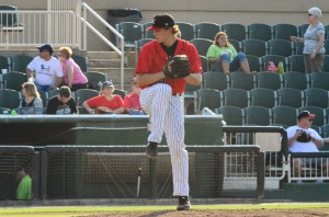 The White Sox drafted Chris Freudenberg in the 8th round of the June 2013 First-Year Player Draft.