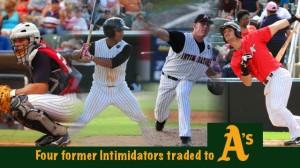 4 traded to Athletics