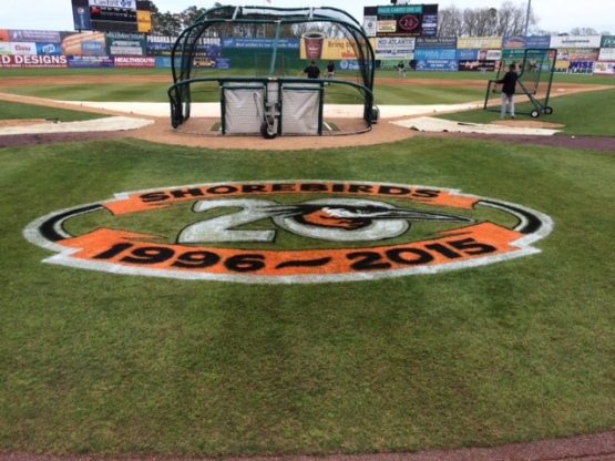 This is the 20th season of Delmarva Shorbirds baseball.  They joined the SAL one year after the Piedmont Phillies.