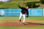 Luis Martinez pitching