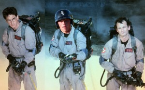 Alex Call Who You Gonna Call Ghostbusters